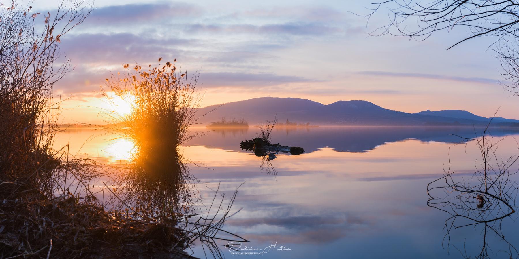 Pálavské svítání